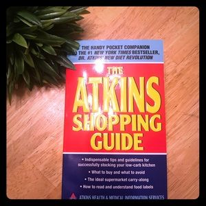 Other - The Atkins Shopping Guide
